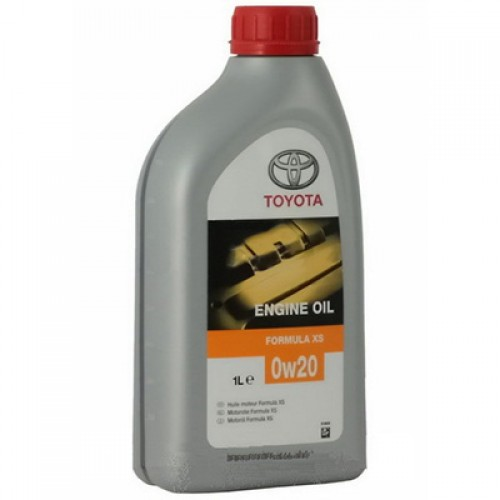 Масла моторные Моторное масло Toyota ENGINE OIL XS 0W-20 (1л.)  арт. 0888083264
