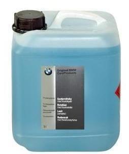 bmw Жидкость в бачек омывателя зимняя (-63°C) BMW (5л.) BMW 83122409032