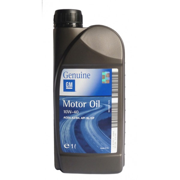 Масла моторные Моторное масло General Motors Semi Synthetic 10W-40 (1л.)  арт. 93165213