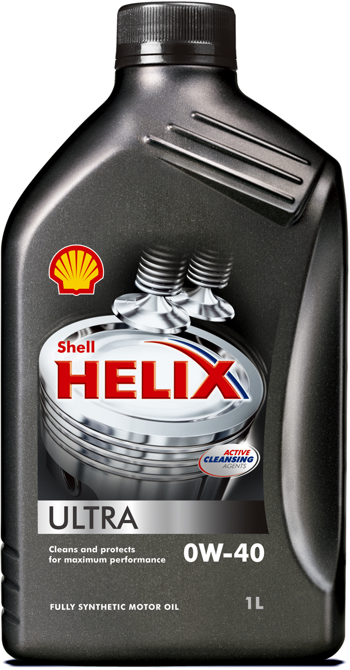 Масла моторные Моторное масло SHELL Helix Ultra 0W-40 (1л.)  арт. 550040565