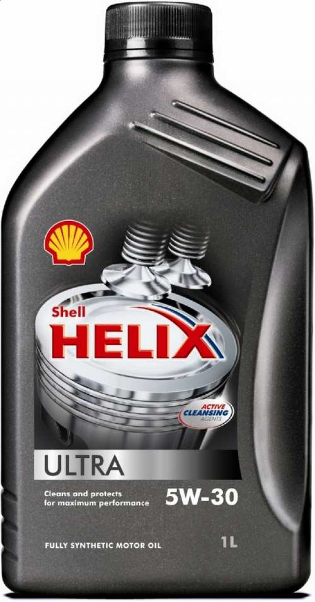 Масла моторные Моторное масло SHELL Helix Ultra 5W-30 (1л.)  арт. 550040636