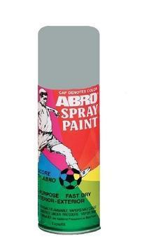 abro Краска белая Ладааэрозоль ABRO (473мл) ABRO SP201