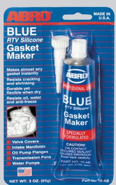 abro Герметик прокладок синий Abro (85гр) ABRO 10AB