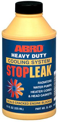 abro Герметик радиатора жидкий Abro (325гр) ABRO SL624