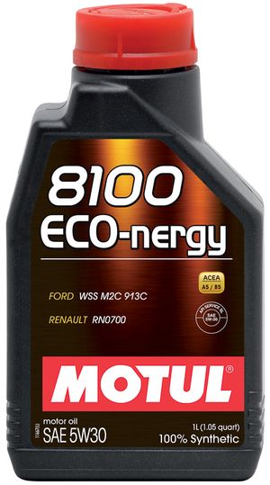 Масла моторные Моторное масло MOTUL 8100 ECO-NERGY 5W30 (1л.)  арт. 812301