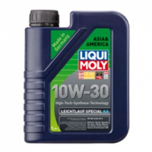Масла моторные Моторное масло Liqui Moly SPECIAL TEC AA 10W-30 (1л.)  арт. 7523