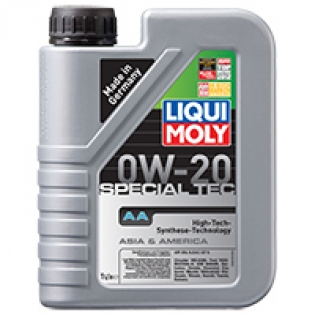 Масла моторные Моторное масло LIQUI MOLY SPECIAL TEC AA 0W-20 (1л.)  арт. 8065