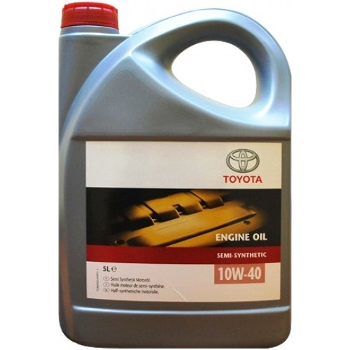 Моторное масло TOYOTA Engine Oil 10W-40 5л. TOYOTA 0888080825