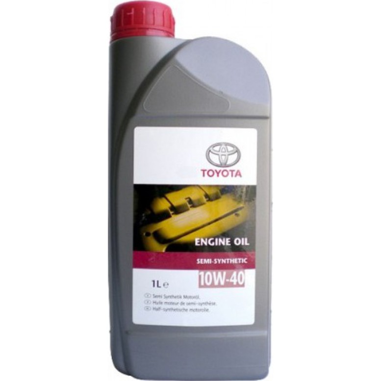 Масла моторные Моторное масло Toyota ENGINE OIL 10W-40 (1л.)  арт. 0888080826