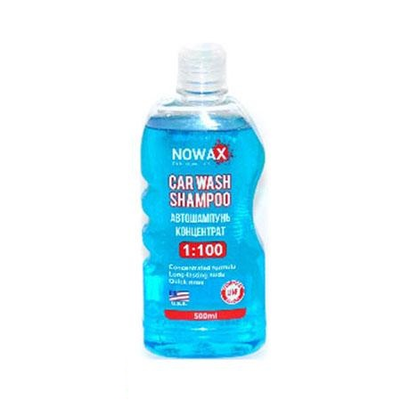 Автошампуни Шампунь NOWAX CAR WASH SHAMPOO 0,5л  арт. NX00500