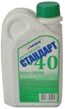 Антифриз Антифриз МФК Antifreeze Active Green (-30С) 1кг  арт. 0161430