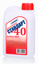 Антифриз Антифриз МФК Antifreeze Active Red (-30С) 1кг  арт. 0161426