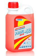 Антифриз Антифриз PROFI Red (-30 С ) 1кг   арт. 0012560