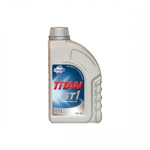 Моторное масло FUCHS TITAN GT1 5W-40 1л. FUCHS 600756291